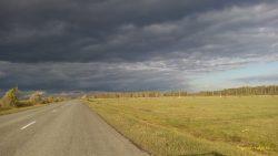 Дорога в облака, фото Игоря Чувакина