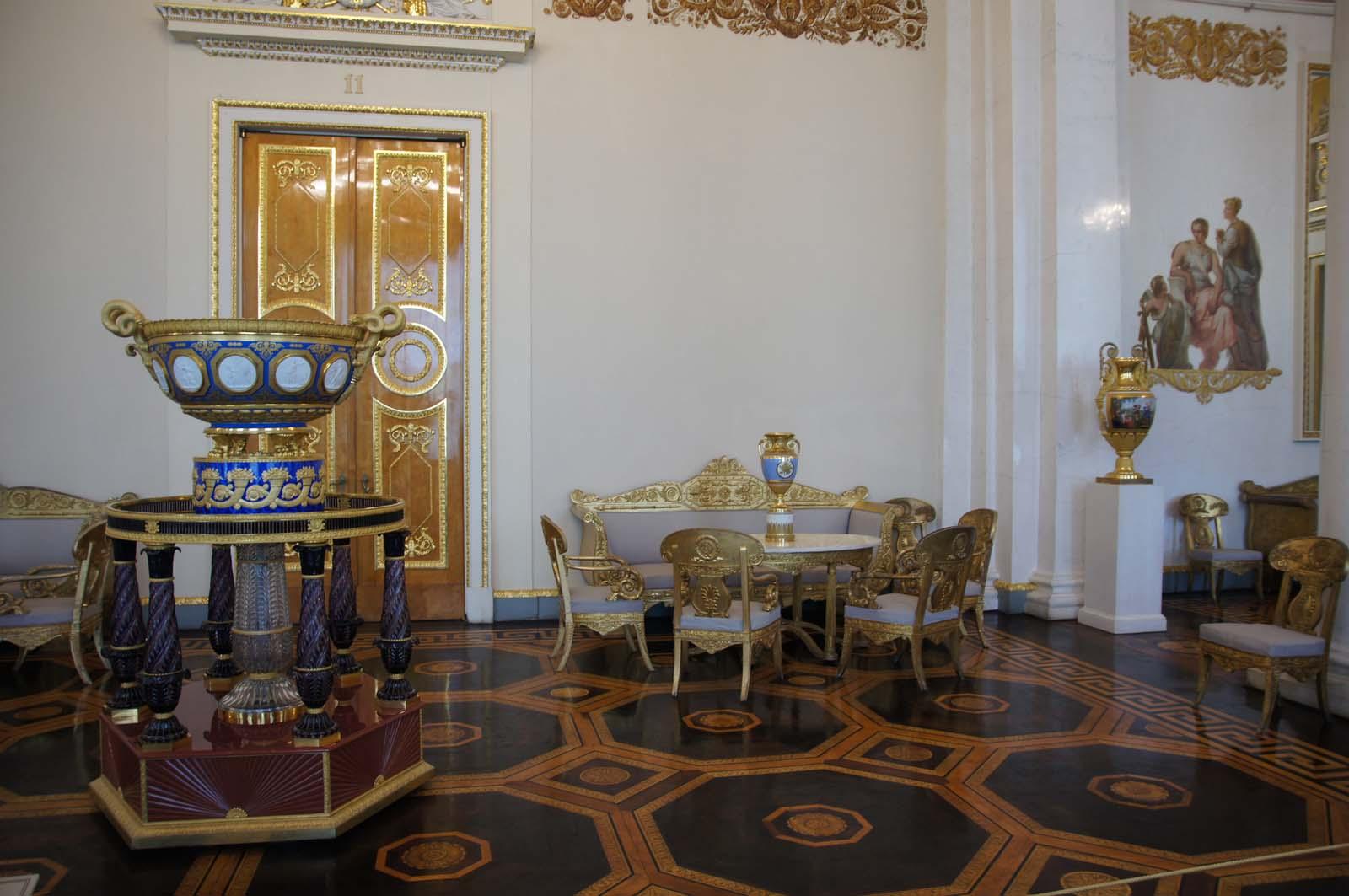 Русский музей, интерьеры