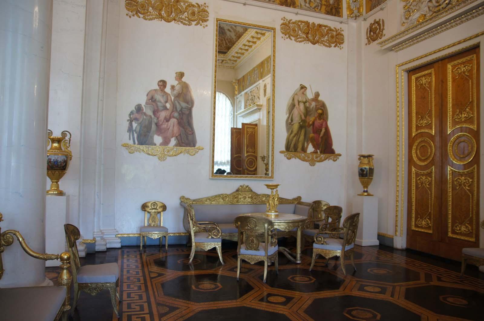 Русский музей, интерьеры, фото Игоря Чувакина