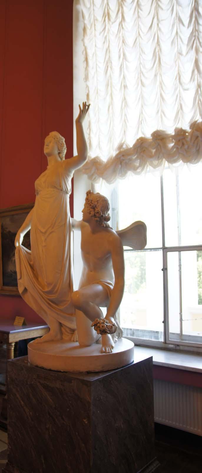 Русский музей, скульптуры