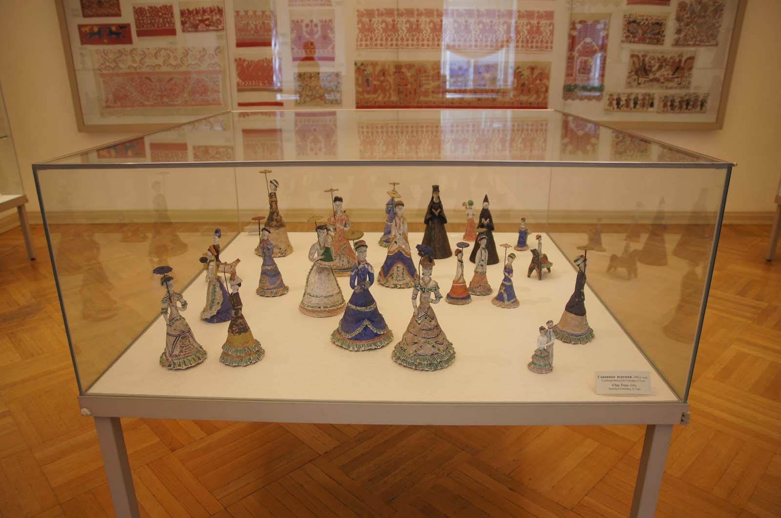 Русский музей, фигурки