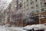 Под тяжестью снега
