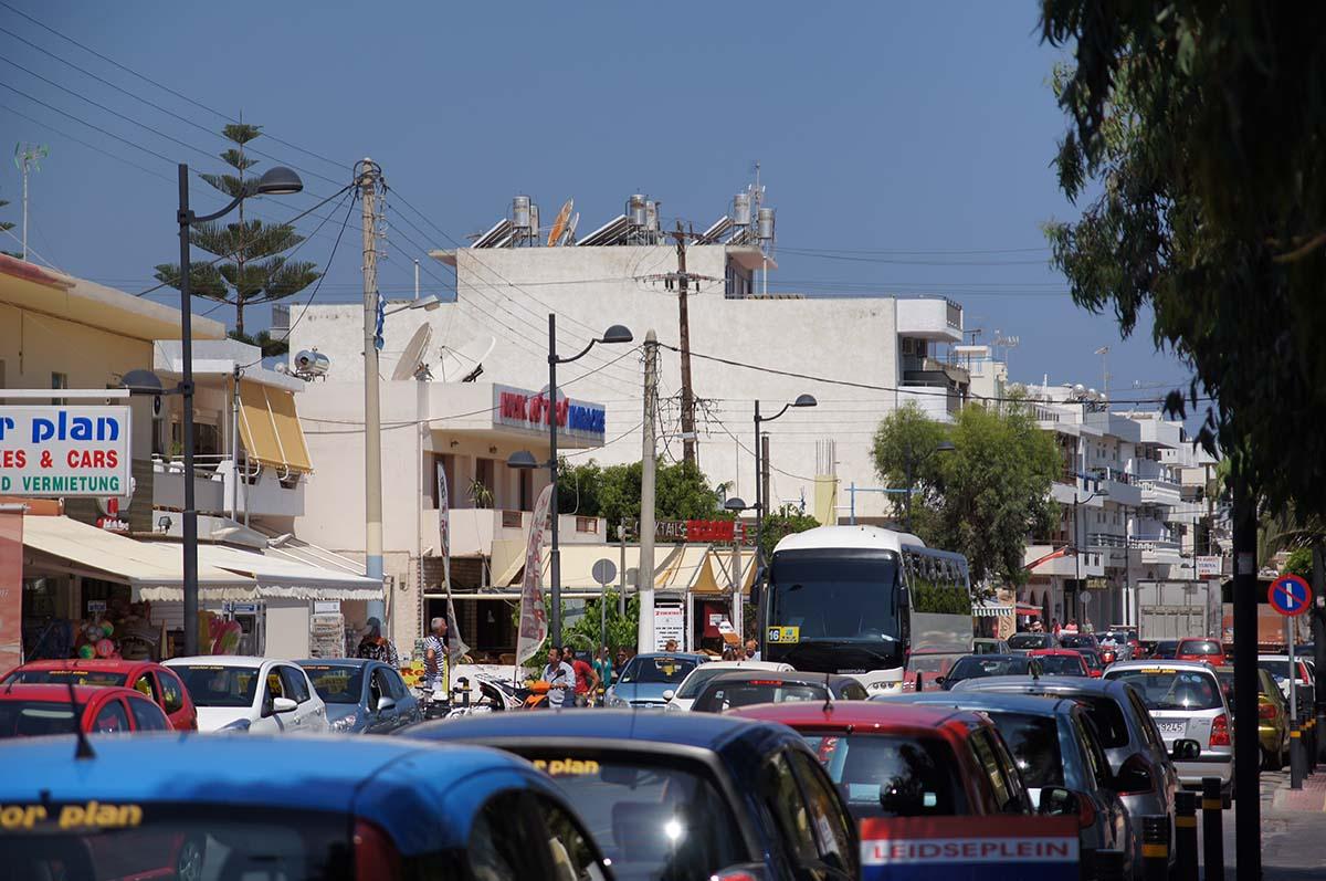 Porto Greco Village 4*, Elmi Suites. Фото Игоря Чувакина