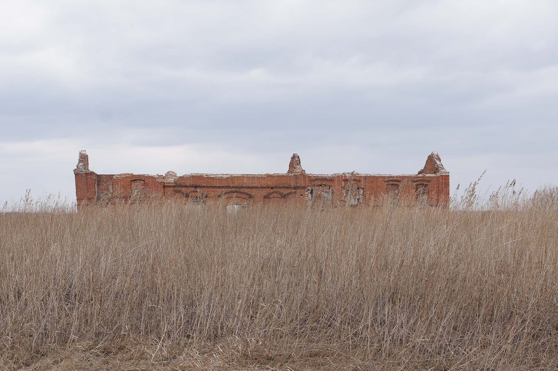 Заброшка. Дом на озере, фото Игоря Чувакина