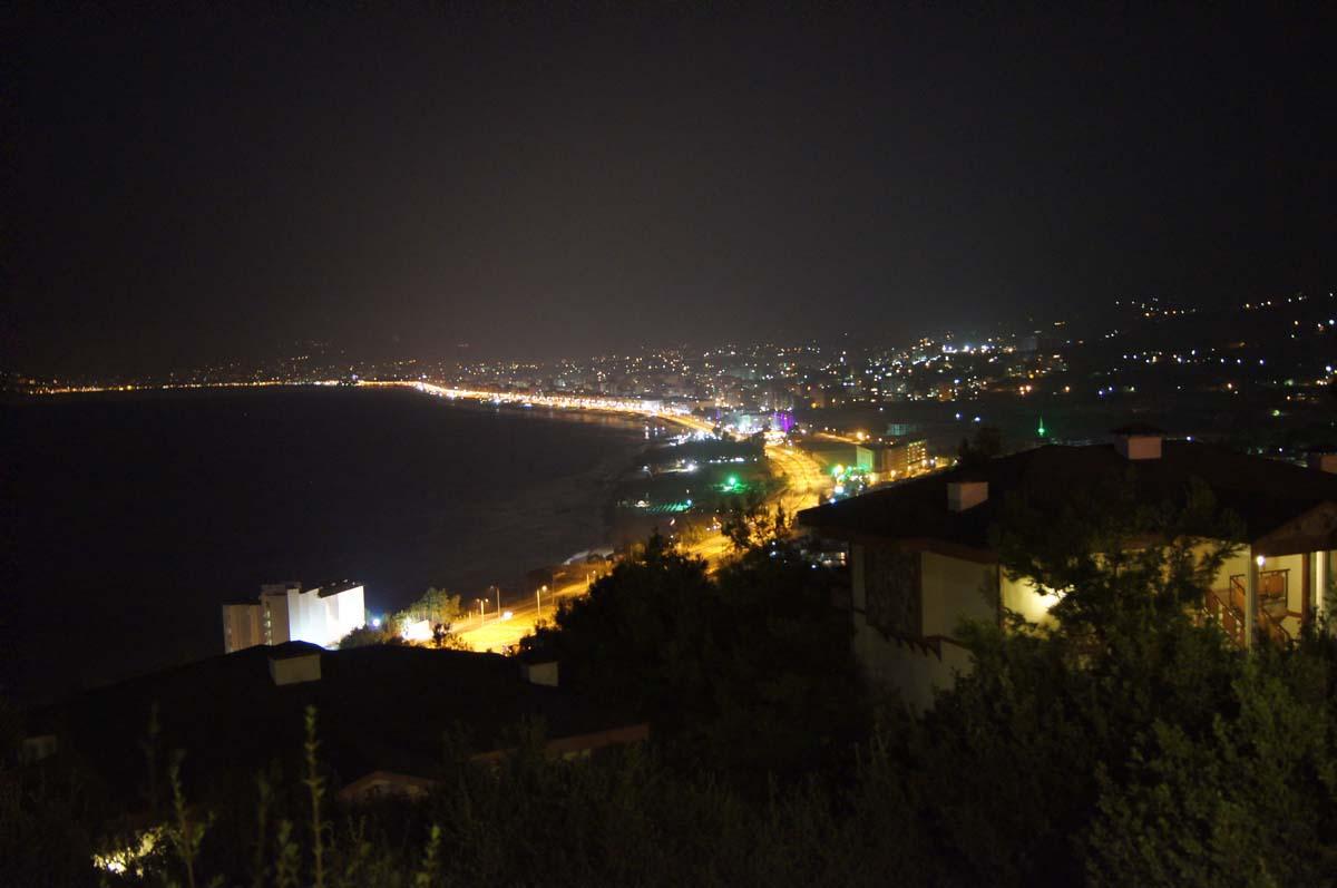 Огоньки. Отель Utopia World Турция.