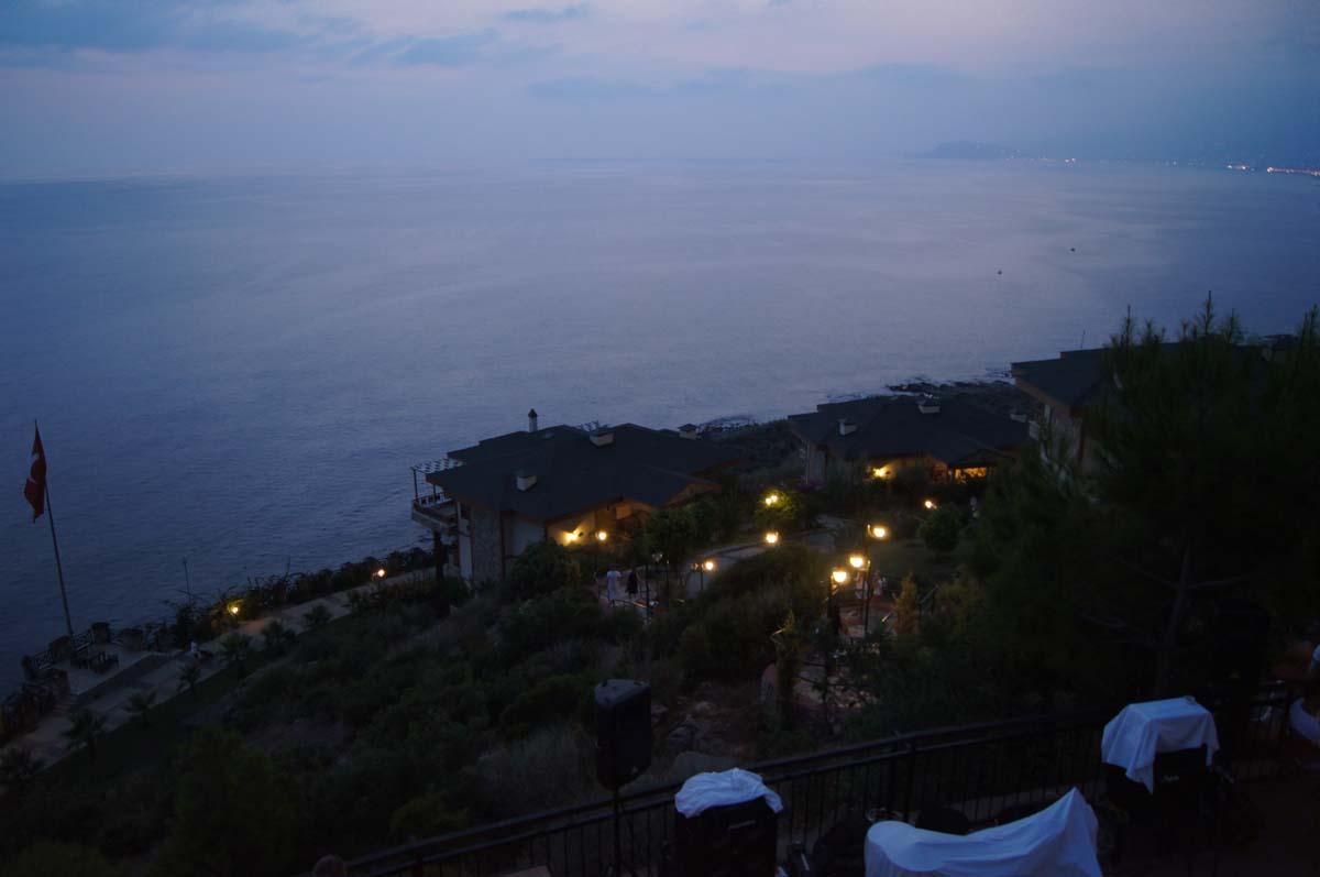 Виллы у моря. Отель Utopia World Турция.