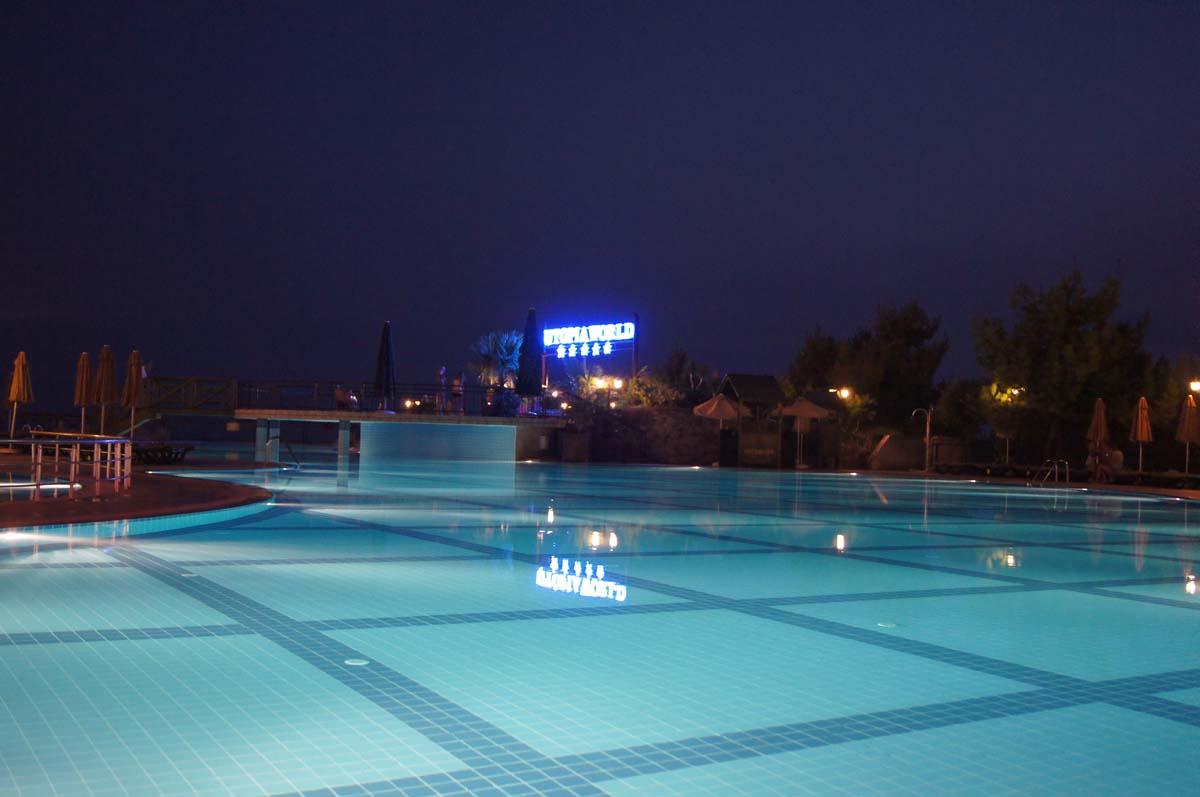 Utopia World. Отель Utopia World Турция.