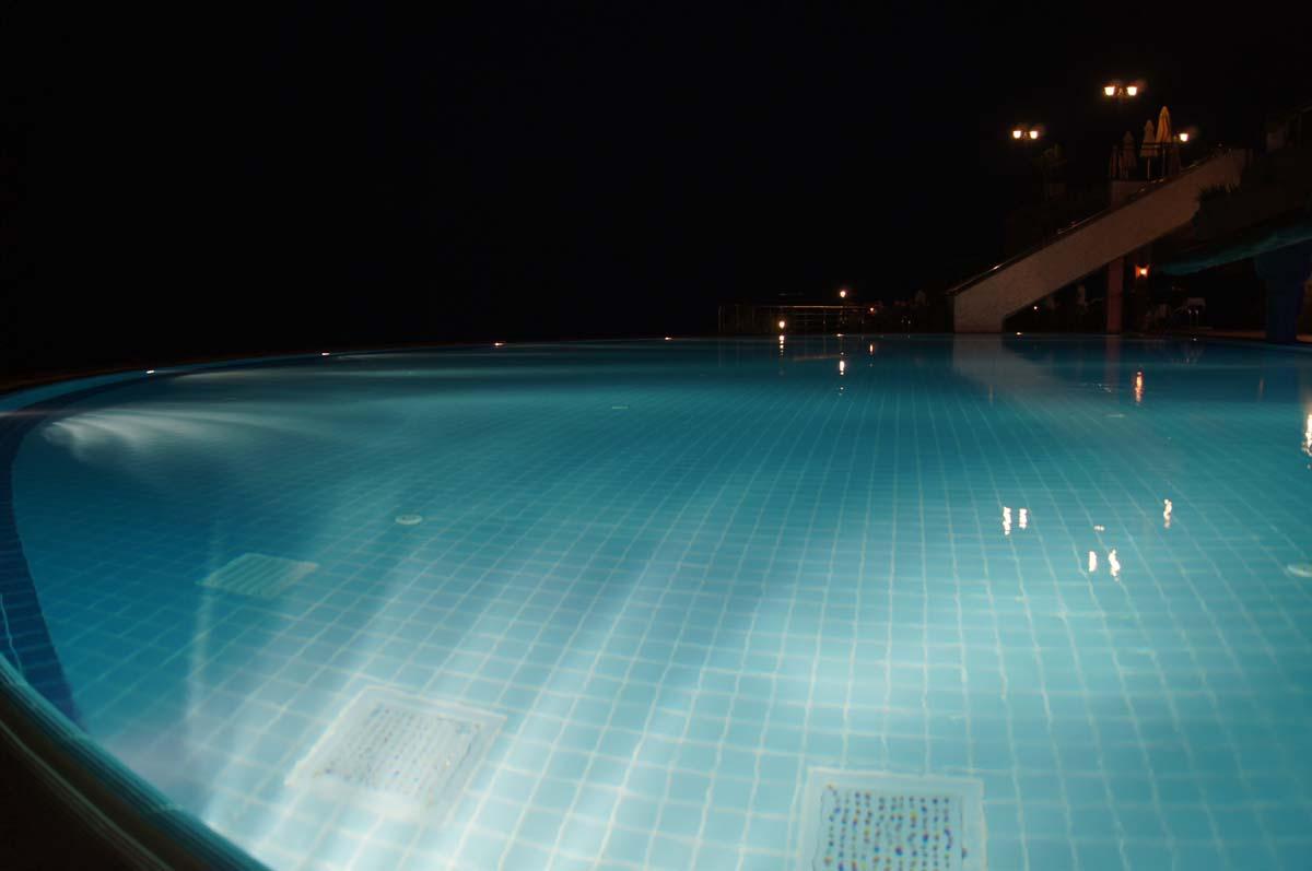 Чистая вода. Отель Utopia World Турция.