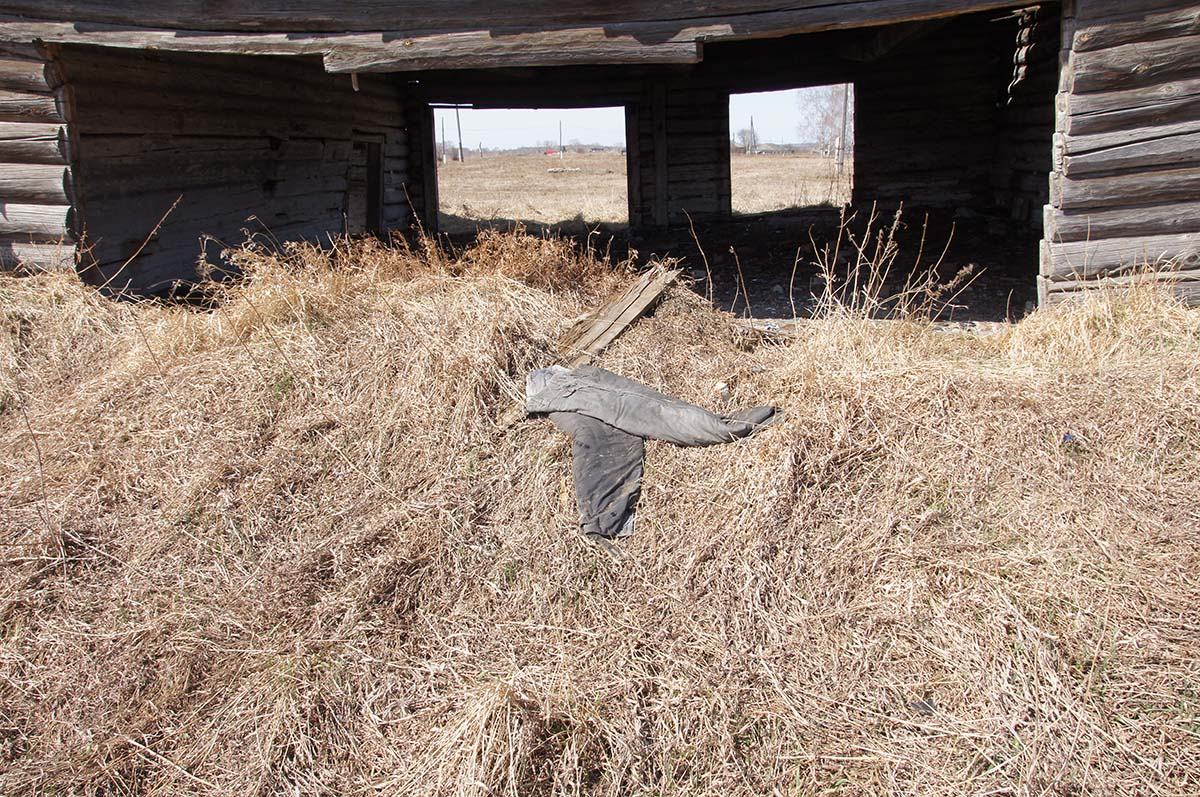 Зернохранилище. Колхозные постройки. Заброшка СССР.