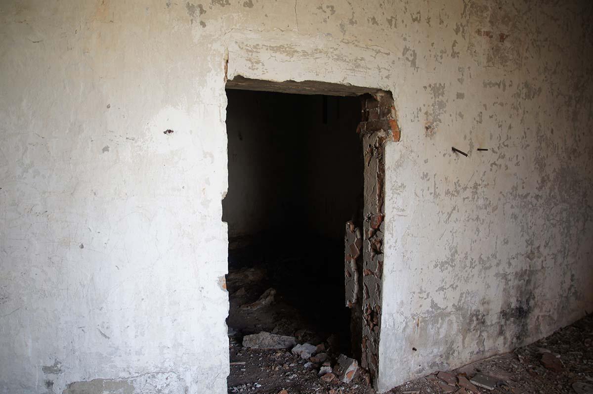Мрачно и темно, заброшка, Тюменская область