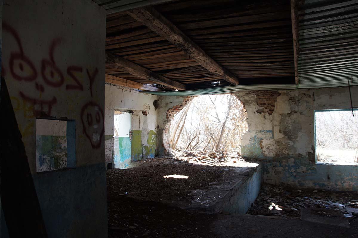 Еще помещение, заброшка, Тюменская область