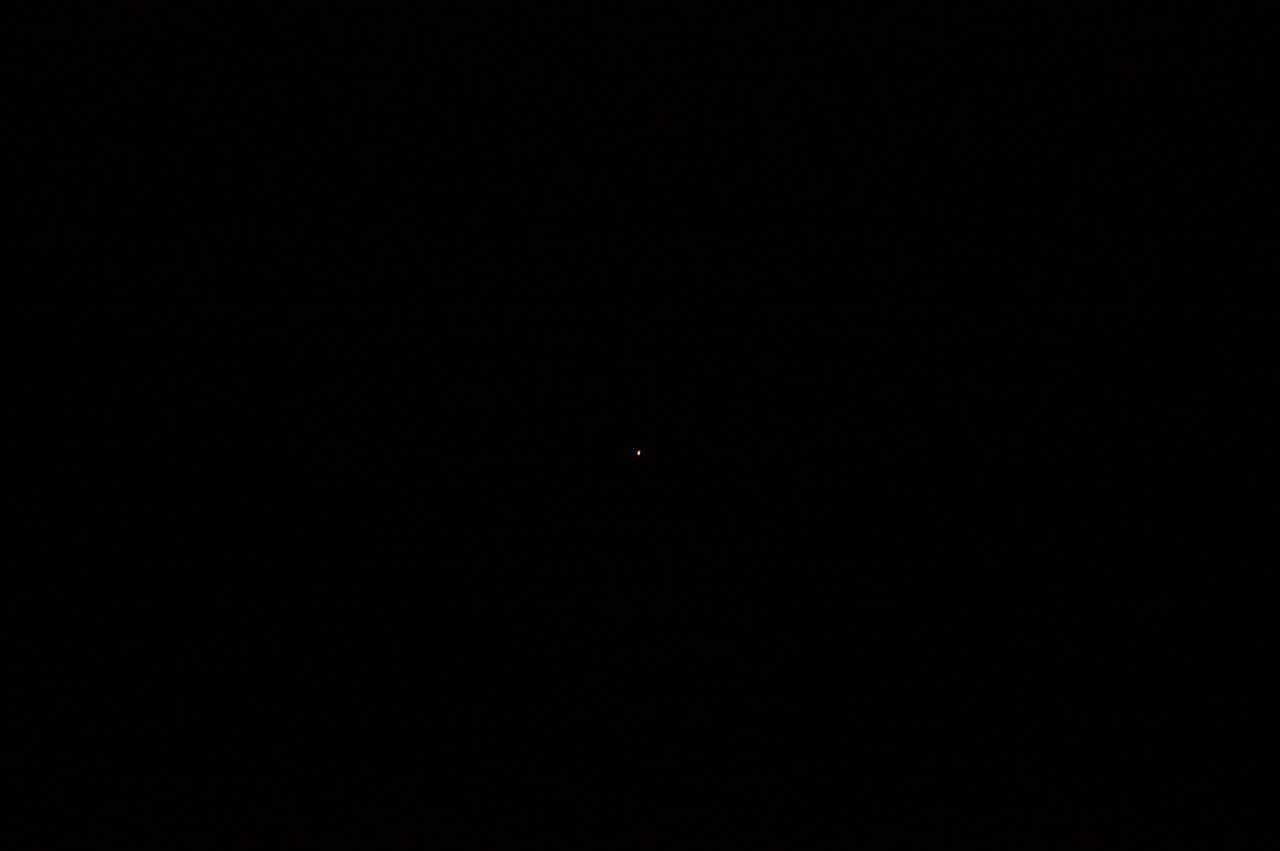 Марс. Полное лунное затмение 27.07.2018