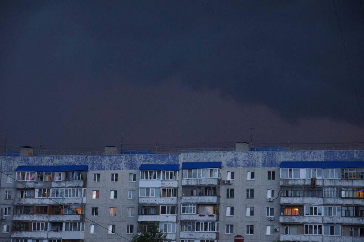 Начало. Фото Игоря Чувакина