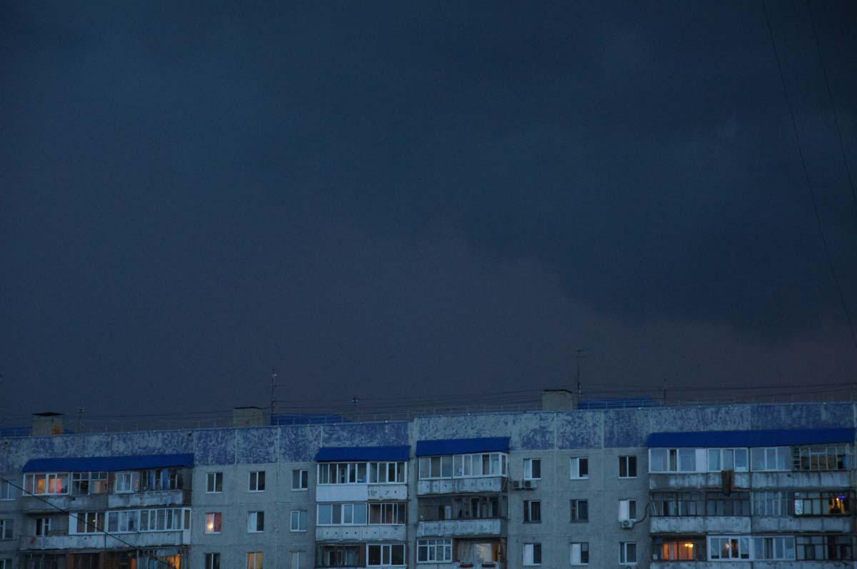 Передышка. Фото Игоря Чувакина