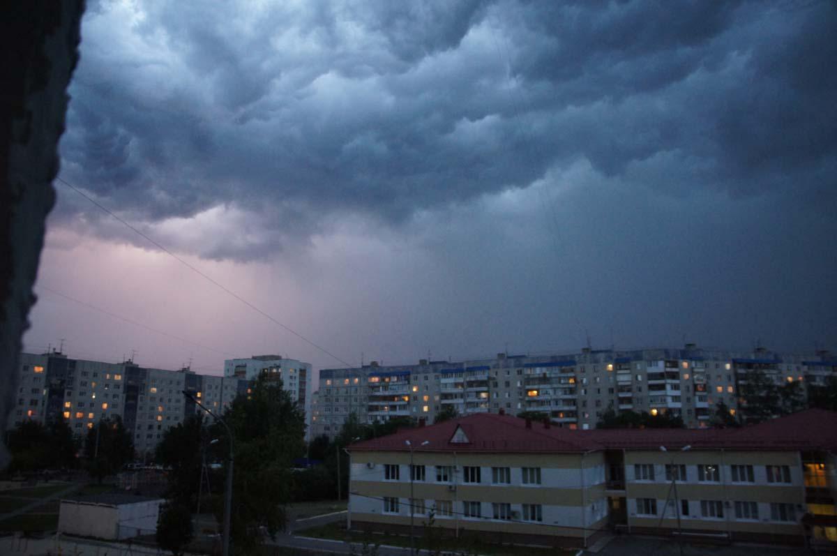 Гнев Зевса. Фото Игоря Чувакина