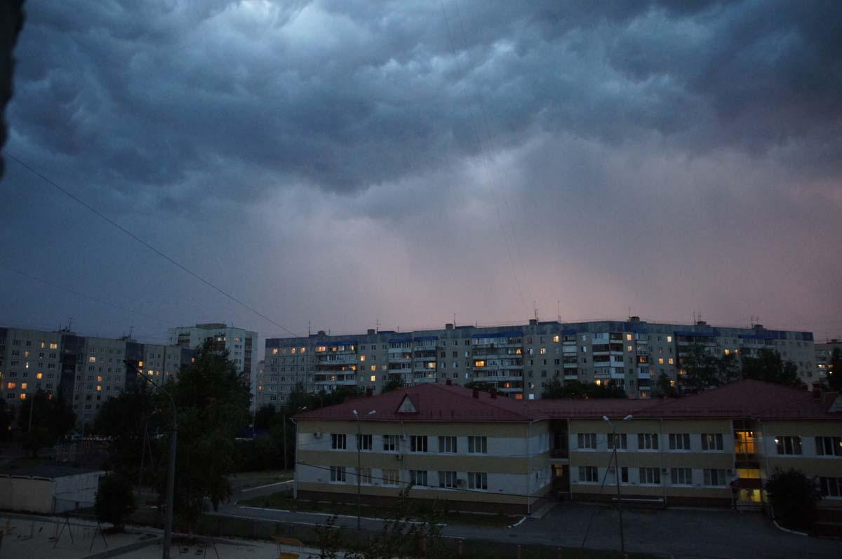 Осветило. Фото Игоря Чувакина