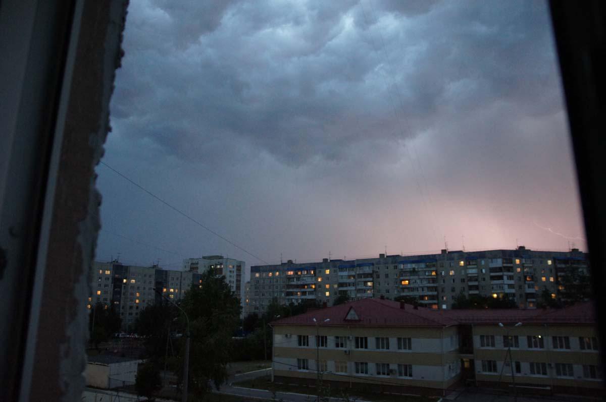 Дальний свет. Фото Игоря Чувакина