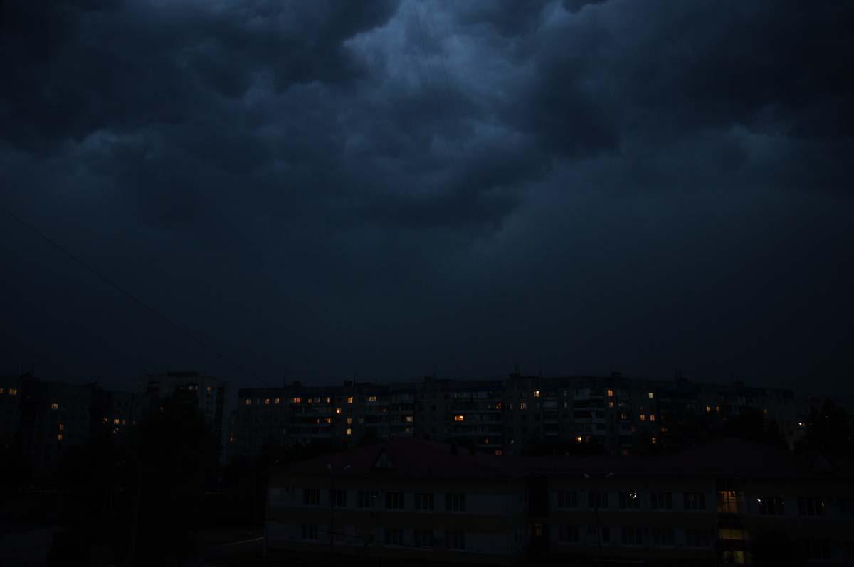 Мрак. Фото Игоря Чувакина