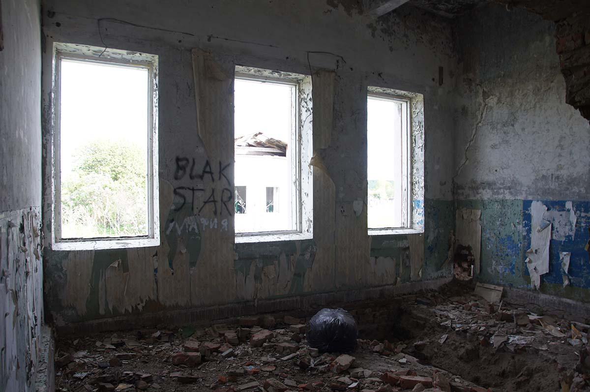 Еще комната. Заброшка. Завод. Часть первая.