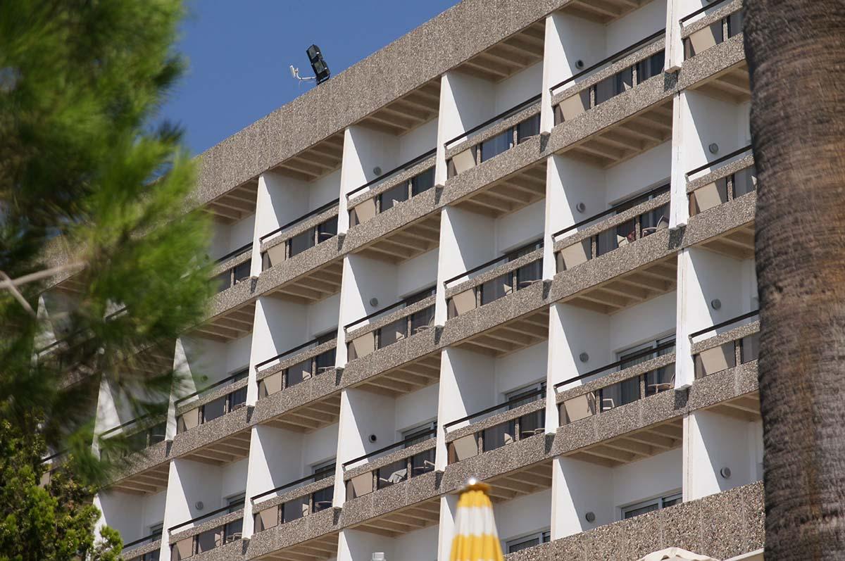 Отель Crowne Plaza. Limassol.