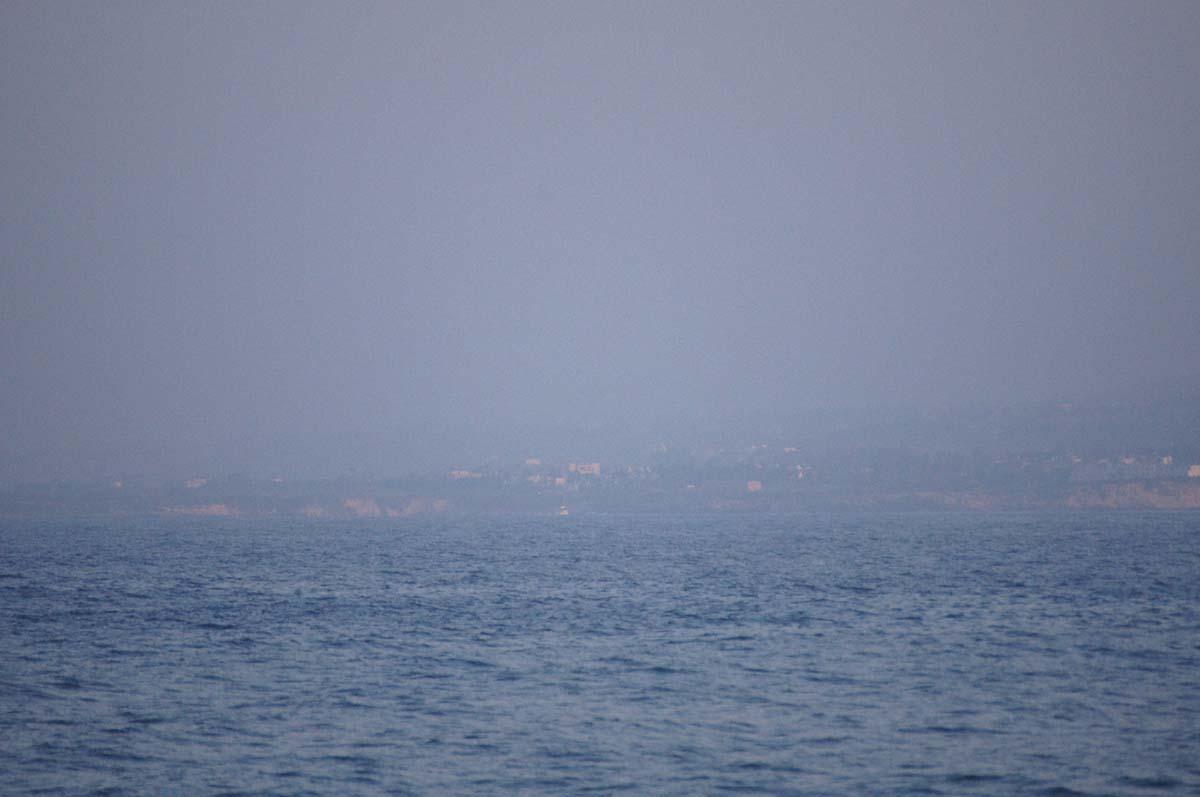 Морская стихия. Отель St. George. Paphos.