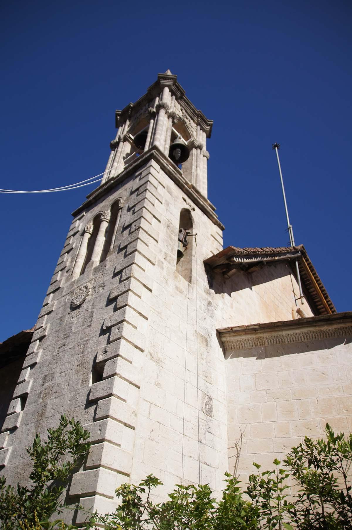 Часовня в монастыре Киккос, Кипр, Киккос, Cyprus, Panagia tou Kykkou
