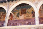 Иконы на стенах, Кипр, Киккос, Cyprus, Panagia tou Kykkou