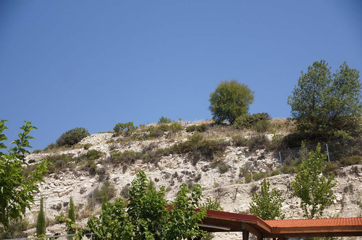 Гора и терраса, Кипр, Киккос, Cyprus, Panagia tou Kykkou